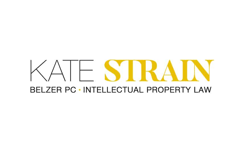 Kate Strain Logo Design