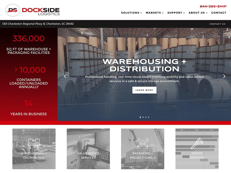 Web Design Savannah   TradeBark