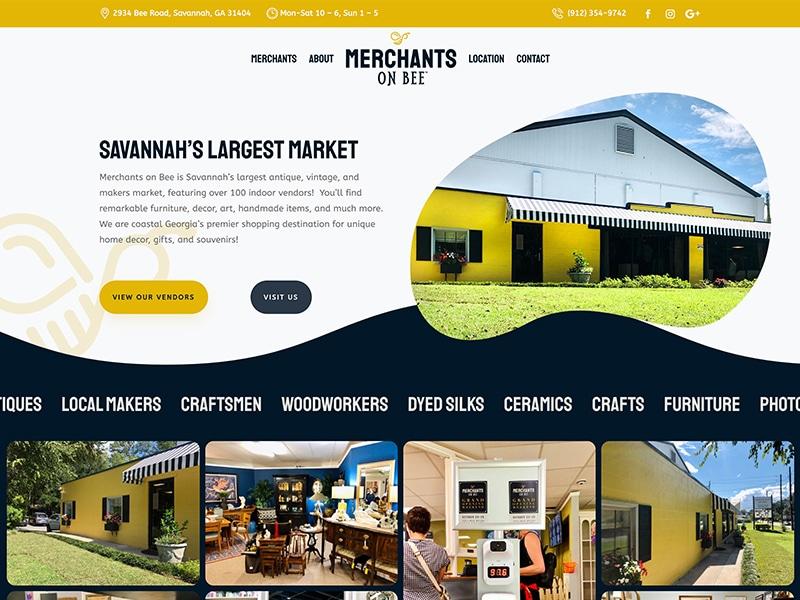 Website Design Savannah | TradeBark Savannah, GA